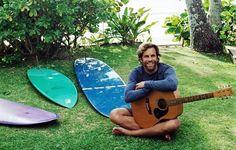 Jack Johnson - Surfing Musician