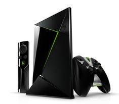 rule the living room with NVIDIA® SHIELD™ 4K entertainment and apps-powered by android TV