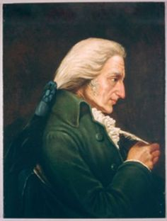 Francesco Bianchi (1752-1810), painting (1882), by Camillo Amati (1847-1889).