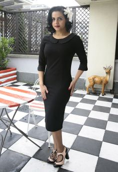 Audrey Dress by Raspberry Heels http://www.raspberryheels.com/shop/produkt,en,dresses,dress-audrey-black.html