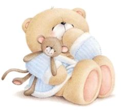 ♥Cute images of everyones favourite bears Tatty Teddy, Bear Cartoon, Cute Cartoon, Cute Images, Cute Pictures, Gifs Cute, Wallpaper Animes, Blue Nose Friends, Hallmark Cards