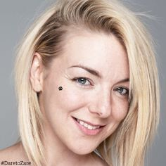 """Sheridan Smith Bare Faced Beauty 