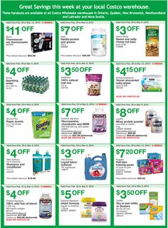 Costco Eastern Canada Coupons: Ontario, Quebec & Atlantic, Ends March 6, 2016 - costco-ont-feb-29 http://www.groceryalerts.ca/costco-eastern-canada-coupons-ontario-quebec-atlantic-ends-march-6-2016/