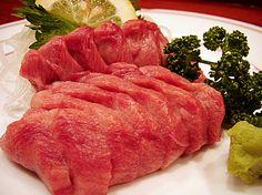 牛タン刺身 仙台 牛タン閣 Japanese Food, Yum Yum, Steak, Weird, Menu, Beauty, Menu Board Design, Beleza, Outlander