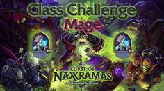 This is Mage class challenge In Hearthstone: Heroes of Warcraft Curse of Naxxramas, a battle between Jaina Proudmoore and Heigan the Unclean. #Hearthstone #Naxxramas #CurseOfNaxxramas