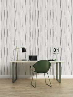 Creation Pop colours Multicolour Metallic effect Embossed Wallpaper - B&Q for all your home and garden supplies and advice on all the latest DIY trends Metallic Wallpaper, Embossed Wallpaper, Textured Wallpaper, Color Plomo, Home Interior, Interior Design, Urban, New Room, Stripes Design
