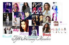 """Fifth Harmony"" by kikilee01 on Polyvore"