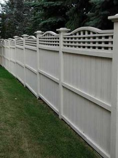 Privacy fence. Ill need this to keep the goats and chickens away from city ordinance.