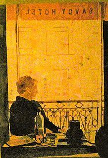 Bill in Paris (many years ago)