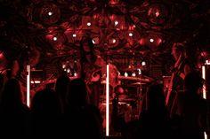 Live in Cross Club Prague