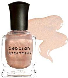 Deborah Lippmann Nail Lacquer - Diamonds and Pearls #affiliatelink