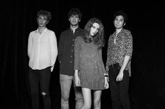 """Wolf Alice debut new track """"Lisbon"""" in session for Radio 1 