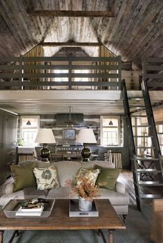 sewanee-cabin Tammy Connor Interior Design