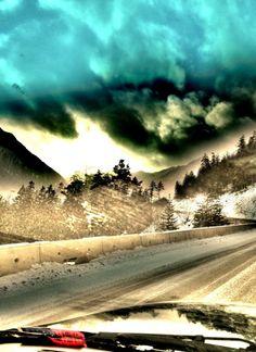 British Columbia's Powder Highway...