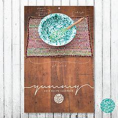 2015 Yummy! Recipe Calendar