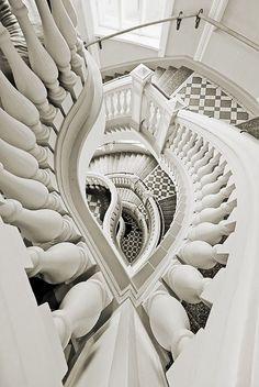 architecturia: Stairway - Helsinki lovely art (vía passionlifepleasure)