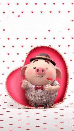 This Little Piggy, Little Pigs, Kawaii Pig, Pig Wallpaper, Cute Piglets, Wonder Art, Funny Pigs, Animated Dragon, Mini Pigs