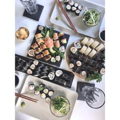"""54 Likes, 8 Comments - @dlvmap on Instagram: """"selfmade  #doityorself #sushiheaven #makilicious #athome #yummi #weekend #food #fressen"""""""