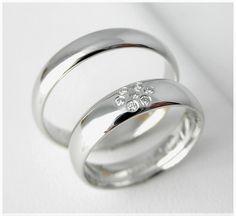 Snubní prsteny 52