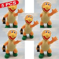 """5 PCS New Kids Toys Super Mario Bros Hammer Turtle Classic Games Action Figures Toy Cartoon Anime Approx 12cm/5"""" with Tracking"""