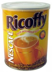 Ricoffy 250g Coffee Shop, Scrapbook Recipe Book, African Life, Nostalgic Images, Biltong, South African Recipes, Nescafe, Photo Projects, Childhood Memories