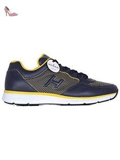 Hogan, Chaussures basses pour Homme - bleu - bleu, 43 EU EU - Chaussures hogan (*Partner-Link)