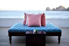 Additional seating in a gorgeous shade of baby blue will make amazing accent pieces for events of all kinds. Blue Furniture, Lounge Furniture, Accent Pieces, Shades Of Blue, Event Design, Baby Blue, Arch, Events, Sea