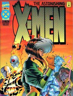 X-Men The Astonishing