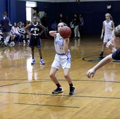 GREENSBORO — Ali Southard always finds a way to tackle any challenge.  The 14-year-old eighth-grader is a varsity basketball player and ho...