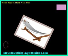 Wooden Hammock Stand Plans Free 222219 - Woodworking Plans and Projects!