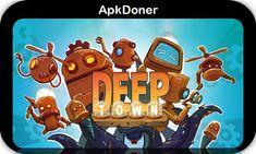 Deep Town Mining Factory MOD APK 5.0.8 (Unlimited Money) - ApkDoner