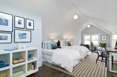 Use of attic space