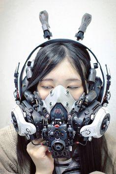 Cyberpunk - High Tech, Low Life.