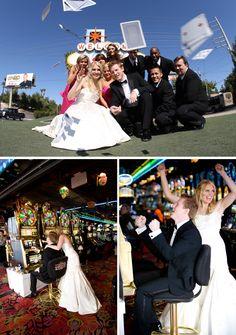 Las Vegas Wedding Photos   Sign Graveyard #MayWeddingPhotoChallenge