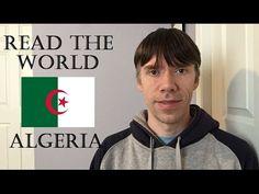 Read the World – Algeria Literature Books To Read, Literature, Writing, Reading, World, Blog, Fun, Literatura, Reading Books