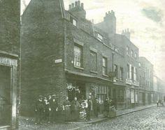 Tabard Street 1900