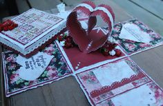 Scrappiness: Love box Love Box, Gift Wrapping, Gifts, Gift Wrapping Paper, Presents, Wrapping Gifts, Favors, Gift Packaging, Gift