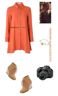 Untitled #477 by crownof-floralbeauty19 on Polyvore featuring polyvore, fashion, style, Glamorous, WithChic, By Boe, Dorothy Perkins and Nikon