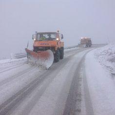 Maltempo prosegue lattività dellAnas sulle strade interessate dalle nevicate delle ultime ore