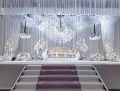 Reception Stage Decor, Wedding Backdrop Design, Wedding Hall Decorations, Desi Wedding Decor, Wedding Reception Design, Luxury Wedding Decor, Wedding Reception Backdrop, Backdrop Decorations, Backdrops