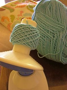love mine, it turns your yarn stash into beautiful yarn cakes, makes storage easier