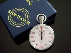 Buy New Mechanical Stopwatch Watches Online _Ñ_ Best Stop Watch for Miners, it does not use batteries. Fast Shipping and Money Back Guarantee www.absolutewatches.com.au