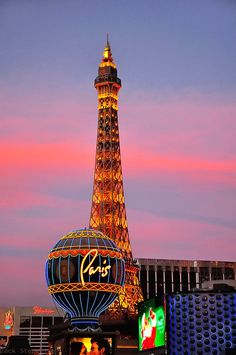 Little Paris in Las Vegas by Jack Stepanyan on Las Vegas Vacation, Las Vegas City, Vegas Casino, Las Vegas Nevada, Casino Hotel, Places Around The World, Around The Worlds, Eiffel Tower Pictures, City Aesthetic