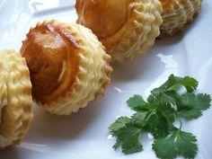 kimthuhoang - Bánh Pate Chaud