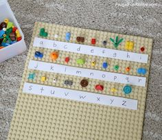 Write Coded Messages with LEGO Bricks, Secret Codes! Write Coded Messages with LEGO Bricks - Frugal Fun For Boys and Girls. Lego Duplo, Lego Technic, Lego Activities, Lego Games, Austin Activities, Lego Club, Lego Projects, Projects For Kids, Stem Projects