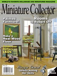Miniature Collector Magazine, click on the Kids' Corner for some surprisingly wonderful free pdf tutorials to download