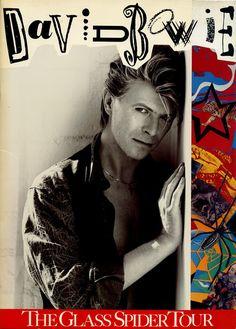30 anni fa a Firenze il primo grande concerto italiano di David Bowie ( 9 giugno 1987 )
