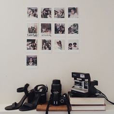 """This corner of my room looks Rad Can't wait to take more Polaroids and fill this wall up."" Photo taken by @helloimshanice on Instagram, pinned via the InstaPin iOS App! http://www.instapinapp.com (06/22/2015)"