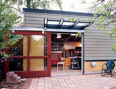 Door, Just Doors: Overhead, Industrial, Rollup, Carraige, Metal, Wood...Whatcha got? - The Garage Journal Board