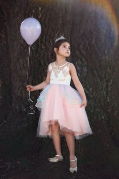 Buy Unicorn Princess Costume or choose from a collection of Unicorn Princess Dress Online. Unicorn Princess dresses are going to give an absolute magical look to your little munchkin. Pink Princess Dress, Unicorn Princess, Little Princess, Unicorn Dress, Unicorn Costume, Unicorn Party, Unicorn Birthday, 5th Birthday, Birthday Ideas